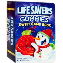 Lifesaver Gummies Christmas Box