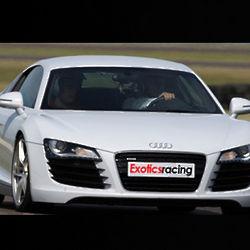 Race an Audi R8 - Las Vegas