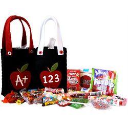Teacher Tote Nostalgic Candy Bag