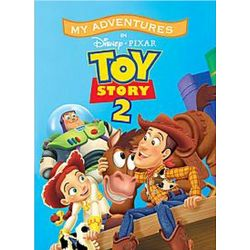 Toy Story 2 Personalized Disney Story Book