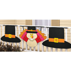 Thanksgiving Bunting Decorations