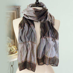 Shimmering Shadows Scarf