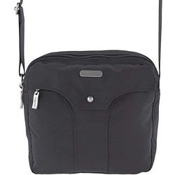 Charcoal Baggallini Highrise Crossbody Purse