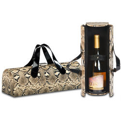 Carlotta Wine Bottle Purse