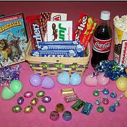 Easter Basket Movie Night with DVD