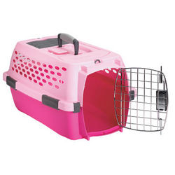 Small Kennel Cab in Pink