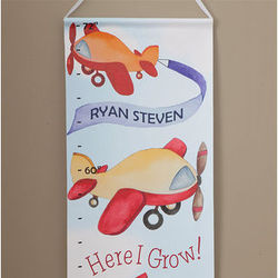 Transportation Personalized Growth Chart