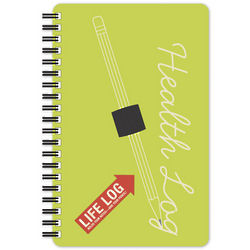 Health Life Log Notebook