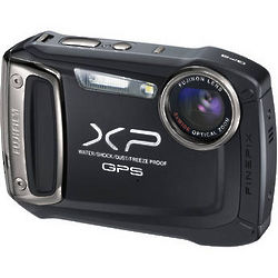 Fujifilm FinePix XP150 Digital Camera in Black