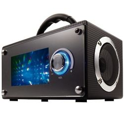 Party Light Up Boombox