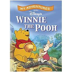 Personalized Disney Winnie the Pooh Story Book