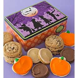 Create Your Own Trick or Treat Tin