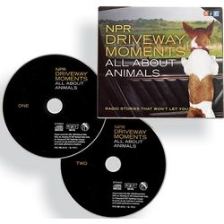 NPR Driveway Moments: All About Animals CD Set