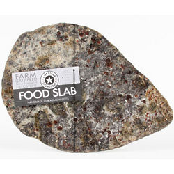 Farm-Gathered Stone Serving Plate
