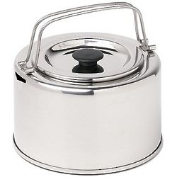 Stainless Steel Alpine Teapot
