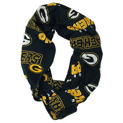 Green Bay Packers Slide Infinity Scarf