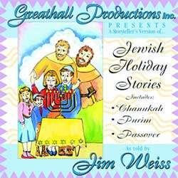 Jewish Holiday Stories CD