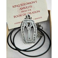 King Solomon Tree Of Life Amulet