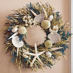 Sea Shore Wreath