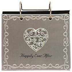 Happily Ever After Heart Flip Album