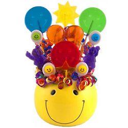 Smiley Face Lollipop Bouquet