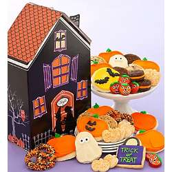 Haunted House Cookie Gift Box