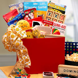 A Smile a Day Keeps the Doctor Away Get Well Gift Box