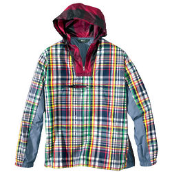 Men's Portage Plaid Anorak