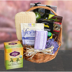 Deluxe Relaxation Gift Basket