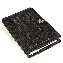 Celtic Design Handmade Leather Journal
