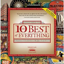 The 10 Best of Everything, 2nd Edition Book