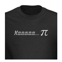 Mmmmm.. Pi T-Shirt