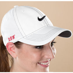 Ladies Personalized Nike Dri-Fit Golf Hat
