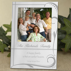 Family Bond Personalized Photo Frame
