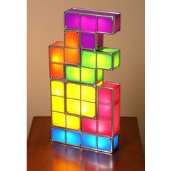 Tetris Game Stackable Lamp