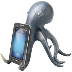 Octopus Phone Holder and Bluetooth Speaker