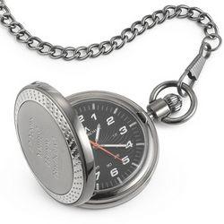 Speedometer Pocket Watch