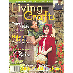 Living Crafts Magazine Subscription
