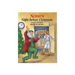 The Nurse's Night Before Christmas Book