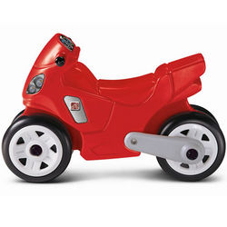Motorcycle Ride On Toy in Red