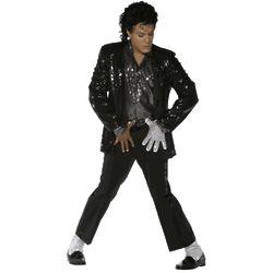 Adult Michael Jackson 'Billie Jean' Costume