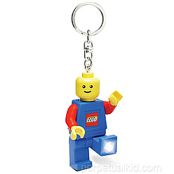 Lego LED Key Chain