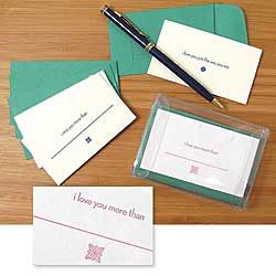 DIY Romance Notes with Envelopes