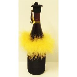 Graduation Wine Bottle Cover