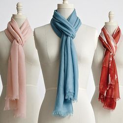 Cashmere Featherweight Scarf
