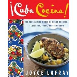 Cuba Cocina Tantalizing World of Cuban Cooking Cookbook