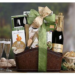 Piper Sonoma Sparkling Assortment Gift Basket