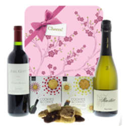 Cookies and Cork Wine Gift Set