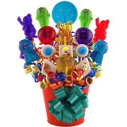 Kid's Classic Lollipop Bouquet