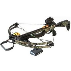 Jackal Crossbow with 3 Arrows and Red Dot Sight